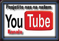 Dođi na naš You Tube video kanal!